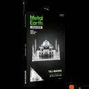 Metal Earth ICONX Taj Mahal - nagyméretű lézervágott acél makettező szett