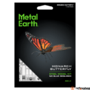 Metal Earth Királylepke - lézervágott acél makettező szett