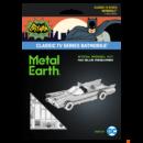 Metal Earth klasszikus Batman Batmobil - lézervágott acél makettező szett
