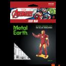 Metal Earth Marvel Avengers - Iron Man csomagolása
