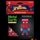 Metal Earth Marvel Bosszúállók - Pókember mini modell - lézervágott acél makettező szett