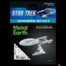 Metal Earth STAR TREK USS Enterprise  NCC-1701D - lézervágott acél makettező szett