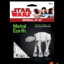 Metal Earth Star Wars AT-AT Birodalmi lépegető csomagolása