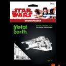 Metal Earth Star Wars Snow Speeder űrjármű - lézervágott acél makettező szett