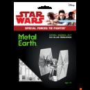 Metal Earth Star Wars Special Forces TIE Fighter űrrepülő - lézervágott acél makettező szett