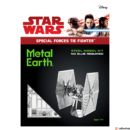 Metal Earth Star Wars Special Forces TIE Fighter űrrepülő csomagolás
