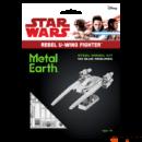 Metal Earth Star Wars U-Wing űrhajó - lézervágott acél makettező szett