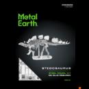Metal Earth Stegosaurus - lézervágott acél makettező szett