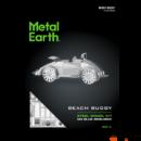 Metal Earth Strandjárgány - lézervágott acél makettező szett