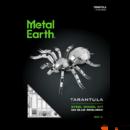 Metal Earth tarantula - lézervágott acél makettező szett