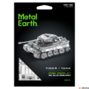 Metal Earth Tiger 1 Tank - lézervágott acél makettező szett