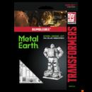 Metal Earth Transformers - Bumblebee - lézervágott acél makettező szett