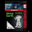 Metal Earth Transformers - Soundwave - lézervágott acél makettező szett