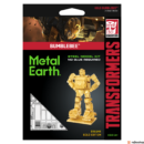 Metal Earth Transformers Bumblebee arany