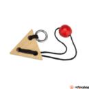 Bermuda Triangle Matchbox Professor Puzzle ördöglakat