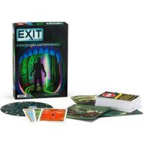 Exit 12. - A borzongás szellemvasútja borító