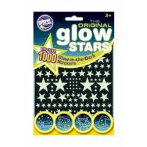 Brainstorm Glowstars 1000 db-os foszforeszkáló csillagszett