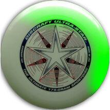 Discraft Ultrastar nightglow frizbi 175g