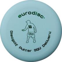 Eurodisc Discgolf Putter Delivery Bio golf frizbi zöld