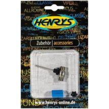 Henry's Flux yo-yo tengely