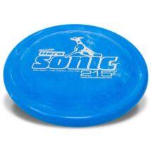 Hero Disc Sonic XTRA 215 kutyafrizbi, kék, 21,5cm