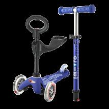 Mini Micro 3in1 Deluxe roller, kék