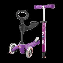 Mini Micro 3in1 Deluxe roller, lila