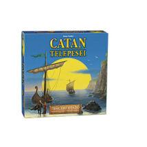 Catan Tengeri utazó kiegészítő