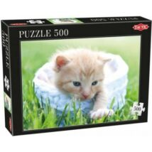 Macska 500 db-os puzzle