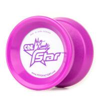 YoYoFactory ONEStar yo-yo Ann Connolly edition