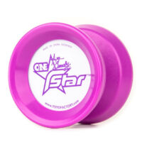 YoYoFactory ONEStar yo-yo Ann Connolly edition