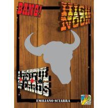 Bang! High Noon + Fistful of Cards kiegészítő
