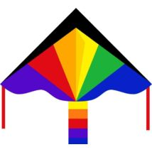 Invento Eco Line Simple Flyer Rainbow sárkány - 120 cm