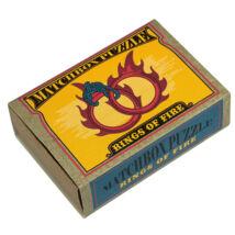 Rings of Fire Matchbox Professor Puzzle ördöglakat
