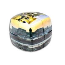 V-Cube 2x2 versenykocka lekerekített Hungary