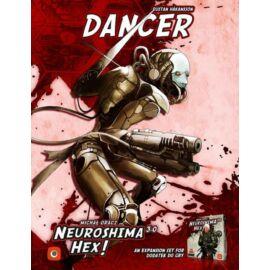 Neuroshima Hex 3.0 - Dancer angol nyelvű kiegészítő