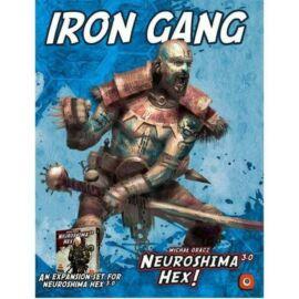 Neuroshima Hex 3.0 – Iron Gang angol nyelvű kiegészítő