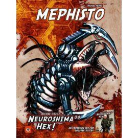 Neuroshima Hex 3.0 - Mephisto angol nyelvű kiegészítő
