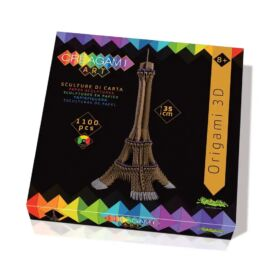 Creagami Art-3D origami készlet, Eiffel torony