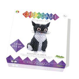 Creagami -3D origami készlet, Cica (nagy)