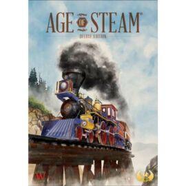 Age of Steam Deluxe Edition dobozborító