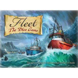 Fleet: The Dice Game (2nd ed.) borító