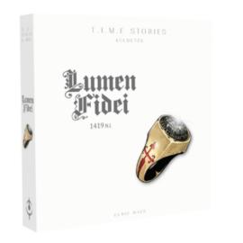 T.I.M.E. Stories: Lumen Fidei társasjáték