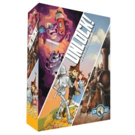 Unlock 3.: Különös kalandok társasjáték