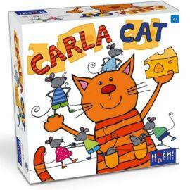 Carla Cat multinyelvű társasjáték borító