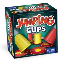 Jumping Cups társasjáték dobozborító