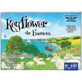 Keyflower Farmers multinyelvű társasjáték