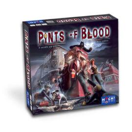 Pints of Blood társasjáték