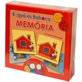 Bogyó és Babóca - Memória