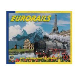 EuroRails társasjáték angol nyelven